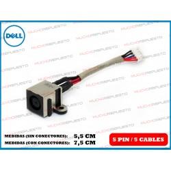 CONECTOR ALIMENTACION DELL Inspiron 14R 5420 / 5425 / 7420 / M421R