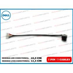 CONECTOR ALIMENTACION DELL Inspiron 14R 5421 / 14R 5437