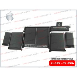 BATERIA APPLE 11.34V...