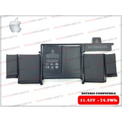 BATERIA APPLE 11.42V...