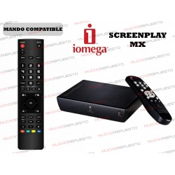MANDO A DISTANCIA REPRODUCTOR IOMEGA ScreenPlay MX