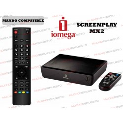 MANDO A DISTANCIA REPRODUCTOR IOMEGA ScreenPlay MX2