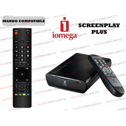 MANDO A DISTANCIA REPRODUCTOR IOMEGA ScreenPlay PLUS