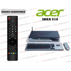 MANDO A DISTANCIA REPRODUCTOR ACER Idea 510