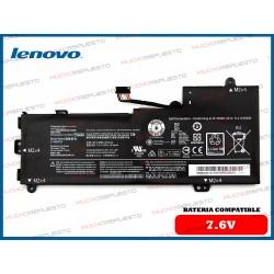 BATERIA LENOVO 7.6V 35Wh Ideapad 500S-13ISK / 510S-13IKB / 510S-13ISK