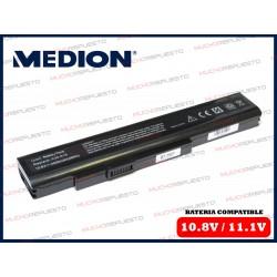 BATERIA MEDION 10.8V-11.1V E62xx/E72xx/P66xx/P68xx/P76xx/P78xx/X68xx