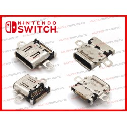 CONECTOR USB CARGA / DATOS...