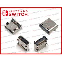 CONECTOR USB CARGA / DATOS NINTENDO SWITCH (2)