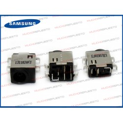 CONECTOR ALIMENTACION SAMSUNG NP301E4C / NP301E5C / NP301U1A /NT301V3A