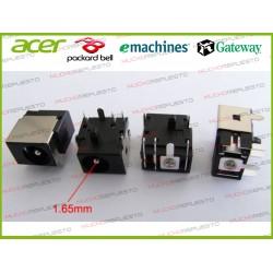 CONECTOR ALIMENTACION GATEWAY NV53 / NV5300 / NV5302U / NV5331U / NV5333U