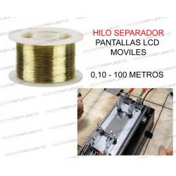 HILO SEPARADOR PANTALLAS MOVILES 100M 0.10mm