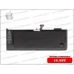 BATERIA 10.95V 4400mAh MACBOOK A1321 / A1286 (AÑOS 2009-2010)