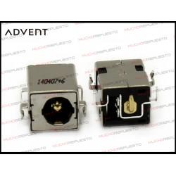 CONECTOR ALIMENTACION Advent 5302 / 5303 / 5312 / 5421 / 5712 / 6311