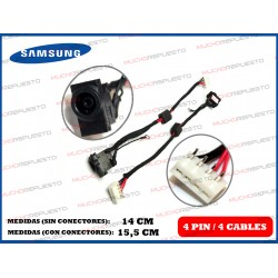 CONECTOR ALIMENTACION SAMSUNG NP355-V5C/NP355V5C / NP-365EC5/NP365EC5