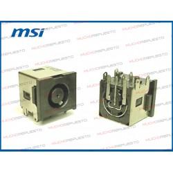 CONECTOR ALIMENTACION MSI GT72 / GT72S