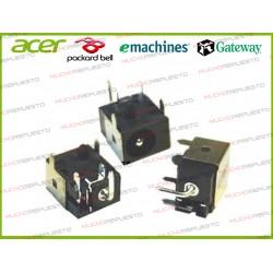CONECTOR ALIMENTACION EMACHINES E620 / E625 / E627 / E630 / E720 / E725