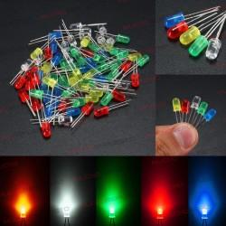 PACK 50 DIODOS LED...