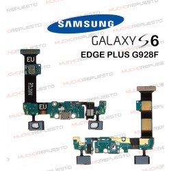 CABLE FLEX CONECTOR MICRO USB + BOTONES + JACK SAMSUNG GALAXY S6 EDGE+ G928F