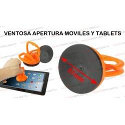 VENTOSA ALTA POTENCIA EXTRACCIÓN PANTALLAS (5,7CM) MOVILES Y TABLETS
