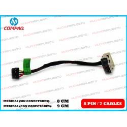 CONECTOR ALIMENTACION HP 14-D / 14-Dxxx Series