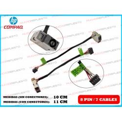 CONECTOR ALIMENTACION HP Compaq 14-A / 15-A / 14-D / Pavilion 15-D Series