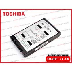 TOSHIBA 10.8V-11.1V Qosmio E10/E15/F10/F15/F30/G10/G15/G20/G25