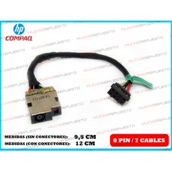 CONECTOR ALIMENTACION HP 210 G1 / 210-G1 / 215 G1 / 215-G1