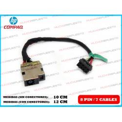 CONECTOR ALIMENTACION HP 15-D / 15-Dxxx Series