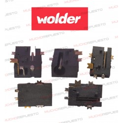 CONECTOR ALIMENTACION TABLET WOLDER Magic /Mint /Neo /Pop /Space /Sunset