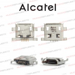 CONECTOR MICRO USB ALCATEL...