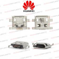 CONECTOR MICRO USB HUAWEI Ascend G300/G510 /Sonic /U8650 /U8815N /U8951