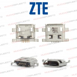 CONECTOR MICRO USB ZTE KIS / P743T / V880 / V960