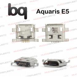 CONECTOR MICRO USB BQ Aquaris 5.3 / Aquaris E5 / Curie 2