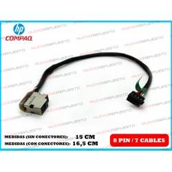 CONECTOR ALIMENTACION HP 15-E / 15-Exxx / 15T-E / 15T-Exxx Series
