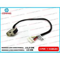 CONECTOR ALIMENTACION HP 13-C /13-Cxxx / Stream 14-Z /14-Zxxx