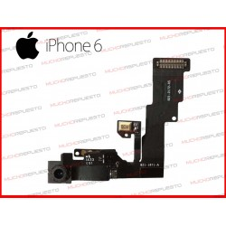 CABLE FLEX CAMARA FRONTAL / DELANTERA + SENSOR DE PROXIMIDAD IPHONE 6