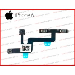 CABLE FLEX INTERRUPTOR BLOQUEO SILENCIO / MUTE + VOLUMEN IPHONE 6