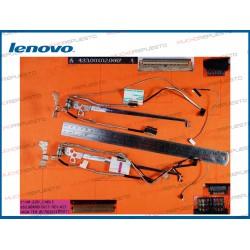 CABLE LCD + BISAGRA IZQUIERDA LENOVO IdeaPad Flex 2-14 / Flex 2-14D