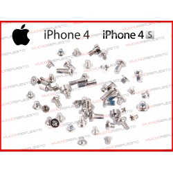 PACK DE TORNILLOS PARA IPHONE 4 / 4S