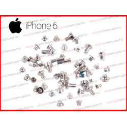 PACK DE TORNILLOS PARA IPHONE 6