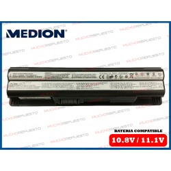 BATERIA MEDION Akoya Mini E1311/E1312/E1315/E6313/MD97xxx/P6313/P6512