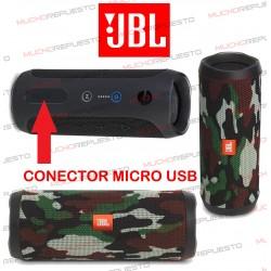 CONECTOR CARGA MICROUSB ALTAVOZ BLUETOOTH JBL FLIP 4