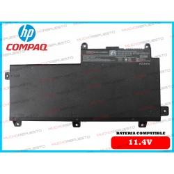 BATERIA HP 11.4V 48Wh...