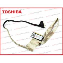 CABLE LCD TOSHIBA Satellite C55-B / C55D-B / C55DT-B / C55T-B Series