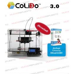 IMPRESORA 3D COLIDO 3.0 +...