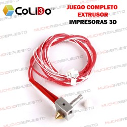 JUEGO COMPLETO EXTRUSOR COLIDO 1.75mm (COMPACT)