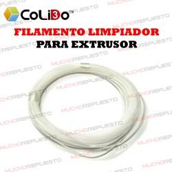 ROLLO 100GR 3D-IT3D FILAMENTO LIMPIADOR EXTRUSOR IMPRESORAS 3D Y PEN 3D