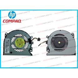 VENTILADOR HP ENVY 15-U / Zbook 15-U / 15-Uxxx / X360 13-A / 13-Axxx Series