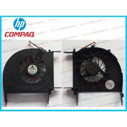 VENTILADOR HP DV6-1000 / DV6-1xxx Series (Modelo 2)