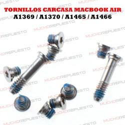 TORNILLOS COVER / CARCASA INFERIOR MACBOOK A1369 /A1370 /A1465 /A1466